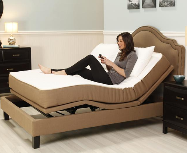 Free Premium Mattress With Any Adjustable Base Purchase