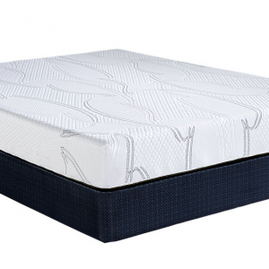 Huge King Gel Mattress 12″ thick!  Don't Miss This One.