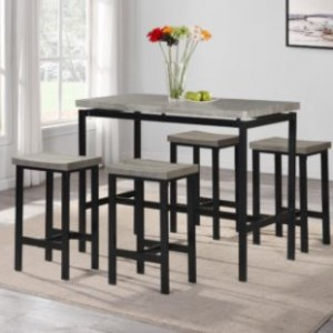 Pub Height Dinette 5pc