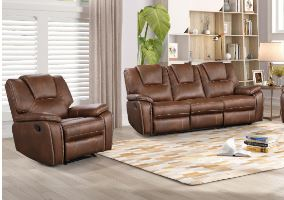 Quality 2pc Sofa Set