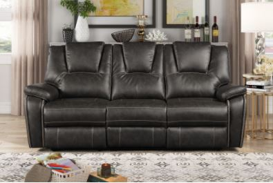 Comfy Reclining Sofa