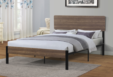 Minimalistic Platform Bed